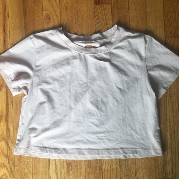 SHEIN Tops - Blush pink t-shirt